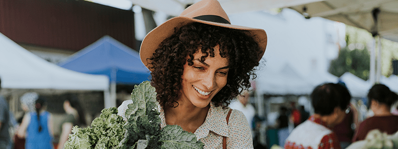 Healthy Lifestyle Latina Women